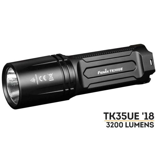 Fenix TK35 Ultimate Edition Tactical LED Flashlight 2018 Edition