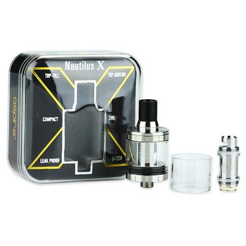 Aspire Nautilus X from Velvet Vapors