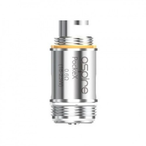 Aspire PockeX Replacement Coil from Velvet Vapors