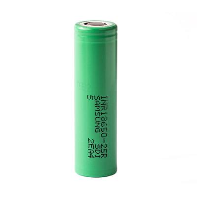 Samsung 25r5 18650 battery from Velvet Vapors.