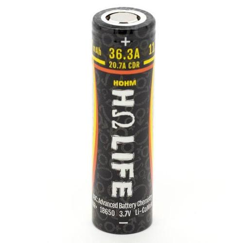 Hohm LIFE *18650 Battery from Velvet Vapors.