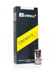 UWell Crown 3 Replacement Coil from Velvet Vapors