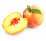 Peach e-juice by Velvet Vapors