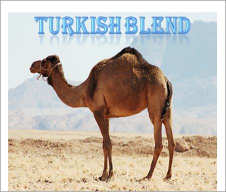 Turkish Blend e-juice by Velvet Vapors