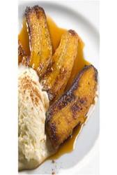 PG-Free Organic Bananas Foster e-juice by Velvet Vapors