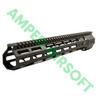 "PTS - Mega Arms Wedge Lock Handguard 14"" (Black) Stand Alone Rail"