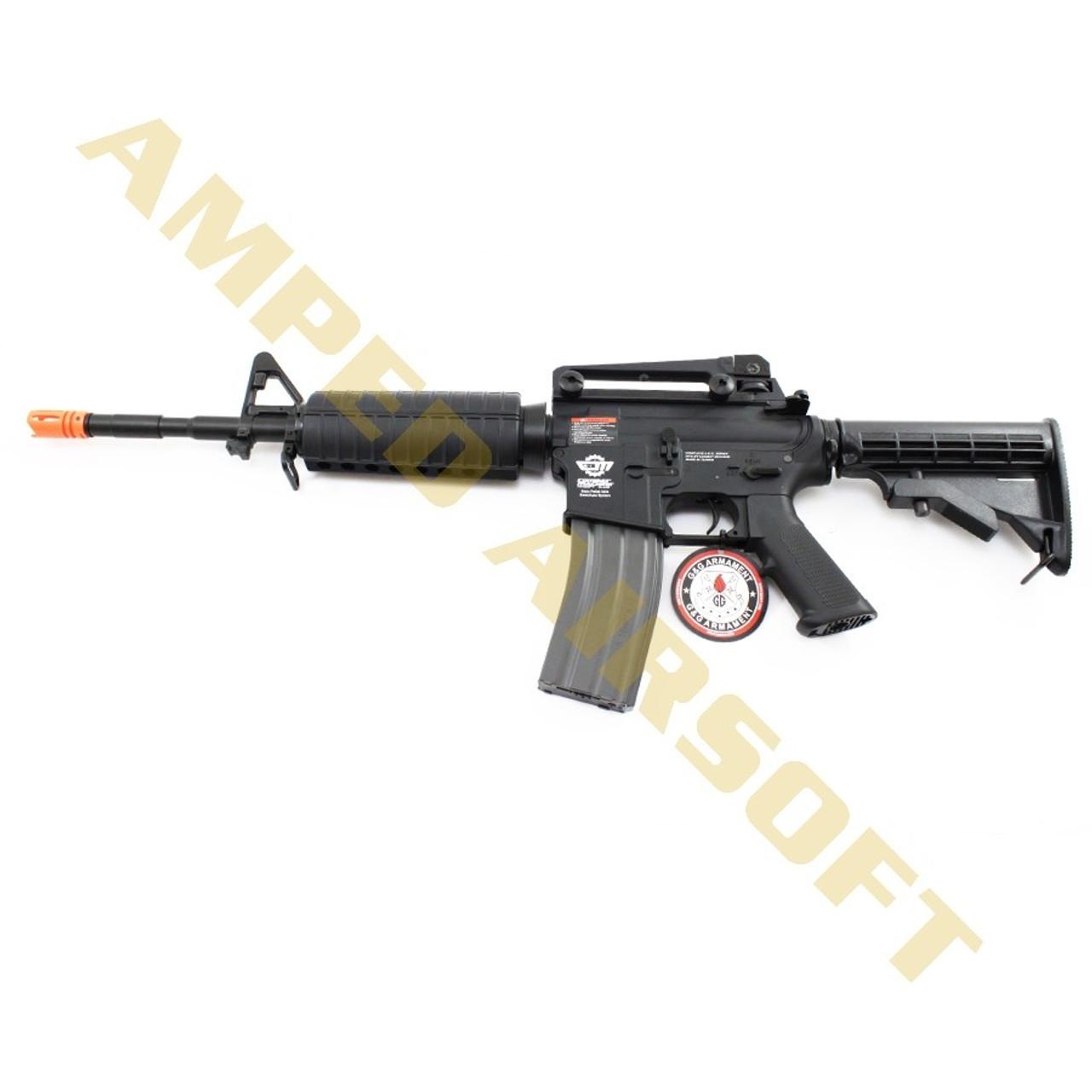 g and g combat machine cm16