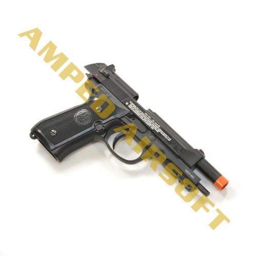 m92 gas piston umarex elite force beretta m92 a1 co2 blowback pistol black