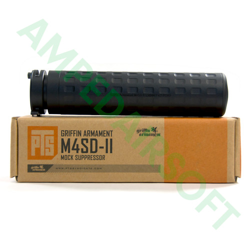 PTS - Griffin M4SD II Mock Suppressor (Black) Packaging
