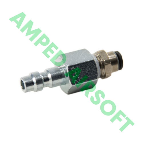 Amped Custom - Gun Side Mini Quick Disconnect for 4mm Line (Mancraft)