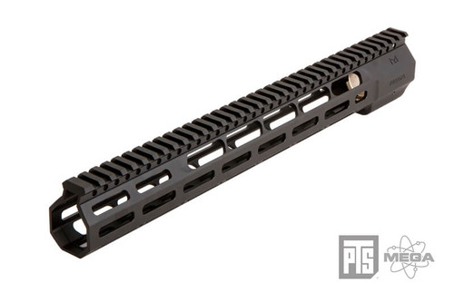 "PTS - Mega Arms Wedge Lock Handguard 14"" (Black)"