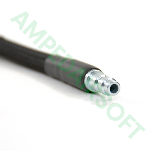 Amped Custom - Amped Grip Line (8mm/AGL) Fosters Quick Connect Side for your Regulator