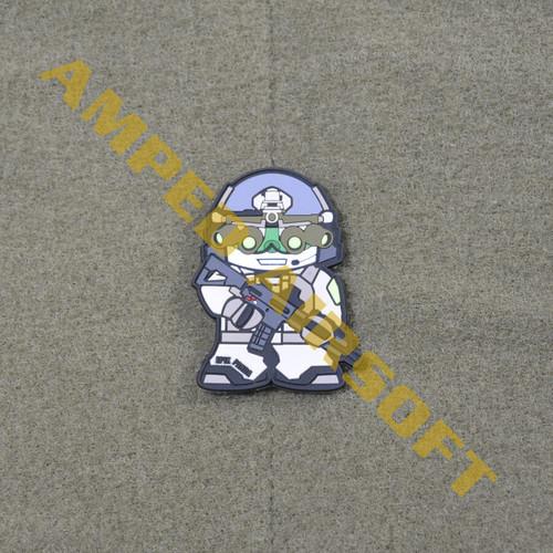 Epik Panda - Soldier Bear Buster (4 Eyes)