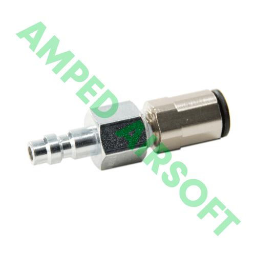 Amped Custom - Gun Side Mini Quick Disconnect for 8mm Line (TM M870)