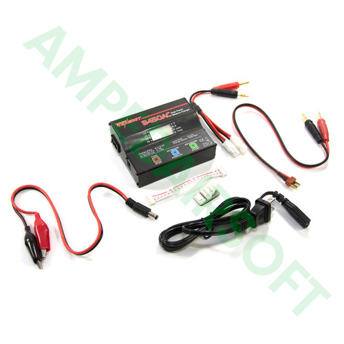Tenergy - B450AC Compact Balance Charger for NiMH/Nicd/Lipo Packs