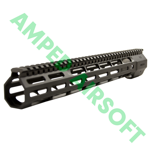 "PTS - Mega Arms Wedge Lock Handguard 14"" (Black) Stand Alone Rail"