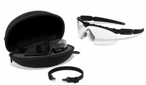 oakley si ballistic m frame 20 strike ip array matte black frame w