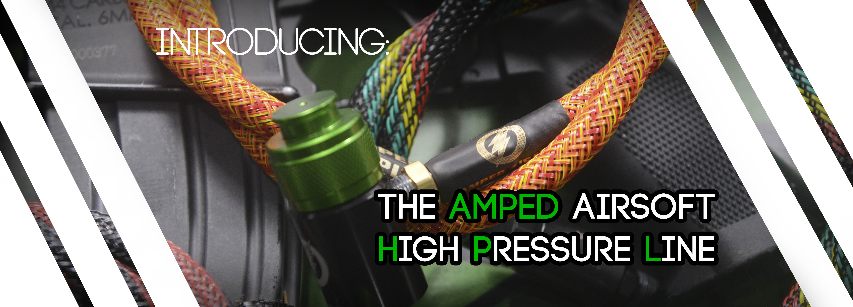 Amped Custom High Pressure Line