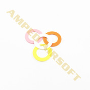Amped Custom - Fusion Engine Poppet Shims (Pack of 4)