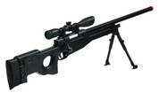 UTG - Shadow Ops Sniper (L96) (Black)