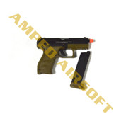 Umarex - Walther PPQ Tactical (Two-Tone/Tan)