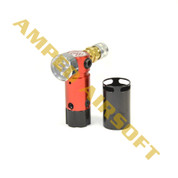 Wolverine Airsoft - STORM OnTank Regulator (Red) with Tournament Lock