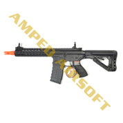 Amped Custom HPA Rifle - G&G Combat Machine CM16 SR-L