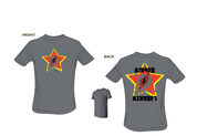 Amped Custom - Red Star T-Shirt