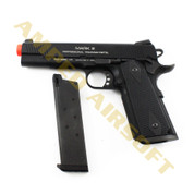 KWA - M1911 MARK I PTP Gas Blow Back - Black