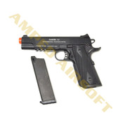 KWA - M1911 Mark IV PTP Gas Blow Back  - Black
