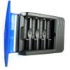 Soshine S1 Max V3 Li-ion Smart Battery Charger - 4 slots 18650 16650 17650 18500 (Latest Version-Real CC/CV algorithm)