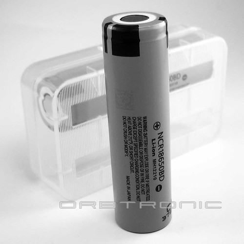 Ncr18650pf 18650 Panasonic Rechargeable Li Ion Battery