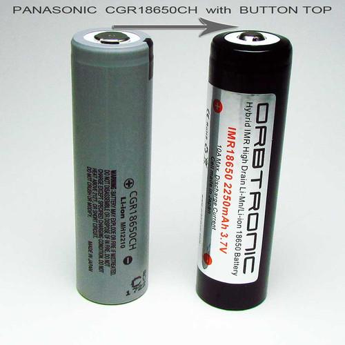 Ncr18650pf 18650 Panasonic Rechargeable Li Ion Battery
