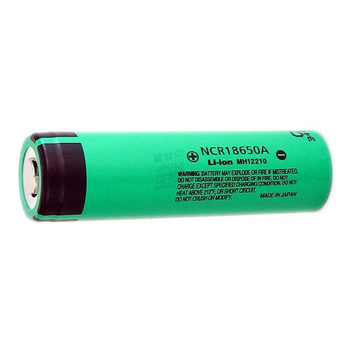 Panasonic 18650 Ncr18650a 3100mah Li Ion Battery