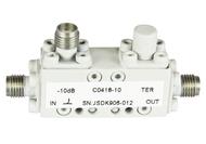C0418-10 SMA/Female 4-18 Ghz 10 dB Coupler Centric RF