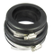 H91041214 4'' or 5'' boot and cushion for 1 hole at 21/4'' Corrugated coax Centric RF