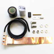 H71053 Universal (1/2)'' -3'' frame work grounding kits, lugs, lead,weather proofing,hardwar Centric RF