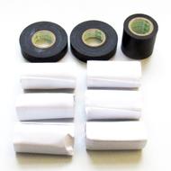 """H75001 Weatherproofing Kit 6 rolls butyl Mastic + 1 roll 2""""x20' PVC tape +2 rolls 3/4"""" x 60' PVC tape Centric RF"""