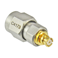 C4173 SMA/Male to SMP/Female Adapter Centric RF