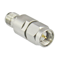 C6S2-0 SMA/Male to SMA/Female 6 Ghz 2 Watt 0 dB Attenuator Centric RF