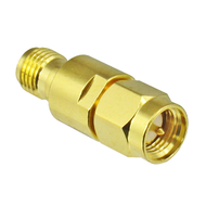 C3W2-4 SMA/Male to SMA/Female 2 Watt 3 Ghz 4 dB Attenuator Centric RF