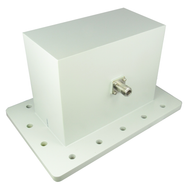 CWR770N WR650 to Type N Waveguide to Coax Adapter. 0.96-1.45Ghz.  VSWR 1.25 Centric RF