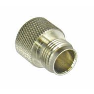 CDT1F TNC/Female Brass Dust Cap Centric RF