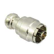 C5535 N ADAPTER MALE QUICK RELEASE TO FEMALE VSWR 1.2 6GHZ BRASS Centric RF