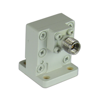 CWR28KB WR28 to 2.92/Female Waveguide to Coaxial Adapter Centric RF
