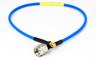 """C572-086-14B SMA/Male to SMP/Female .086 14"""" Cable Assembly Centric RF"""