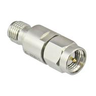 C18S2-6 SMA/Male to SMA/Female 18 Ghz 2 Watt 6 dB Attenuator Centric RF
