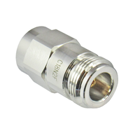 C18N2F N Female Termination 2Watt VSWR 1.3 18ghz Trialloy Plated Brass Centric RF