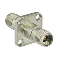 C7068 2.92/Female to 2.92/Female Flange Adapter Centric RF