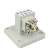 CWR62SC WR62 to SMA Waveguide to Coax Adapter. 12.4-18Ghz.  VSWR 1.25 max. Centric RF